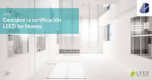 Curso leed for homes