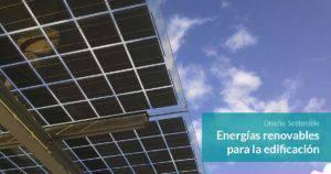 curso energias en la edificiación