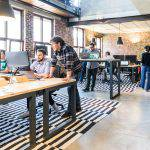 Diseño sostenible para oficinas