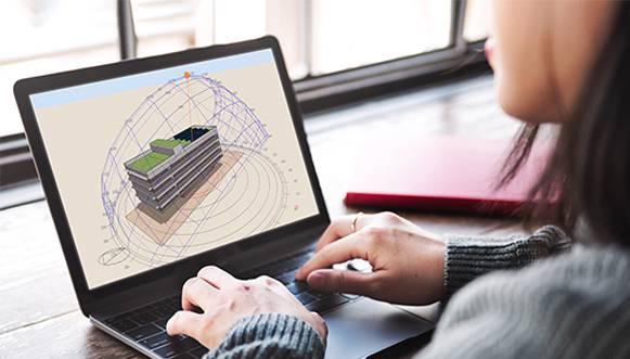 Imagen Postgrado en Simulación energética de edificios